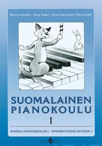 Suomalainen pianokoulu 1