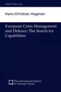 European Crisis Management and Defence