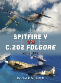 Spitfire V vs C.202 Folgore