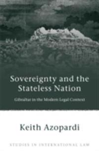 Sovereignty and the Stateless Nation