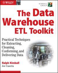 Data Warehouse ETL Toolkit
