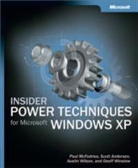 Insider Power Techniques for Microsoft(R) Windows(R) XP