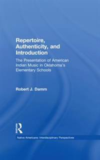 Repertoire, Authenticity and Introduction