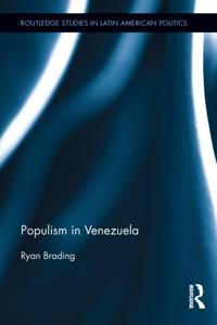 Populism in Venezuela