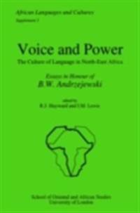 Voice and Power