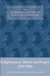 Edinburgh History of Scottish Literature