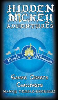 Hidden Mickey Adventures in WDW Magic Kingdom