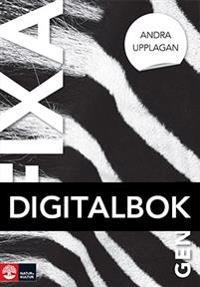 Fixa genren Digital u ljud, andra upplagan