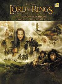 The Lord of the Rings Trilogy: Music from the Motion Pictures Arranged for Easy Piano