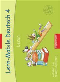 Lern-Mobile Deutsch 4. Lesen