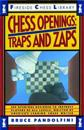 Chess Openings: Traps And Zaps