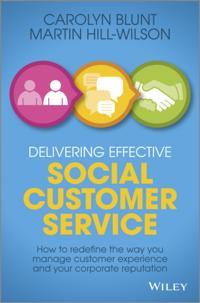 Delivering Effective Social Customer Service