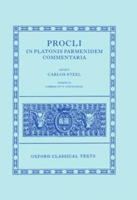 Procli In Platonis Parmenidem Commentaria II