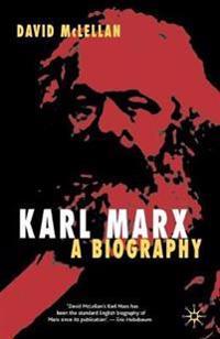 Karl Marx 4th Edition