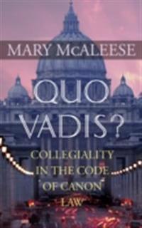 Mary McAleese's Quo Vadis?