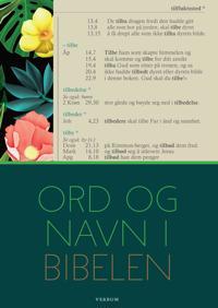 Ord og navn i Bibelen