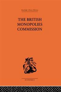British Monopolies Commission