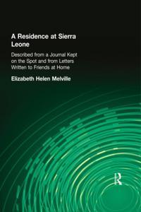 Residence at Sierra Leone