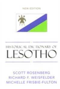 Historical Dictionary of Lesotho