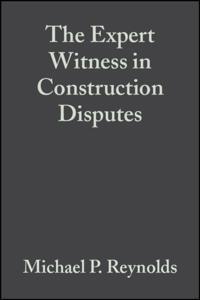 Expert Witness in Construction Disputes