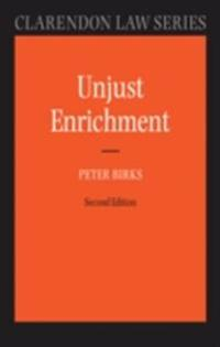 Unjust Enrichment