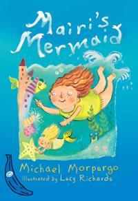Mairi's Mermaid: Blue Banana