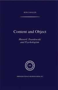 Content and Object