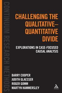 Challenging the Qualitative-Quantitative Divide