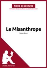 Le Misanthrope de Moliere (Fiche de lecture)