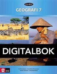 SOL 4000 Geografi 7 Elevbok Digital