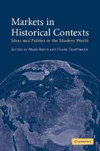 Markets in Historical Contexts