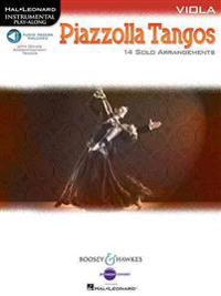 Piazzolla Tangos: Viola