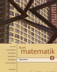 Kort matematik kurs 9 Repetition