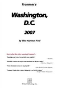 Frommer's Washington, D.C. 2007