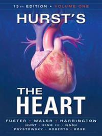 Hurst's the Heart, 13th Edition: Two Volume Set