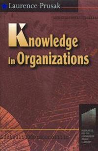 Knowledge in Organisations