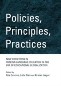 Policies, Principles, Practices