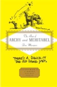 Best of Archy and Mehitabel