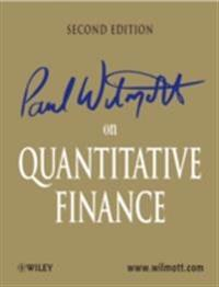 Paul Wilmott on Quantitative Finance