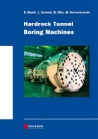 Hardrock Tunnel Boring Machines