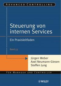 Steuerung interner Servicebereiche