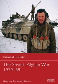 Soviet-Afghan War 1979-89