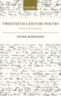 Twentieth Century Poetry
