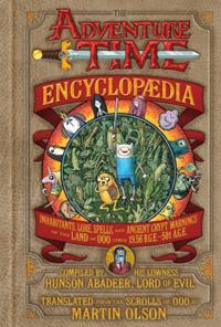 Adventure Time Encyclopaedia (Encyclopedia)