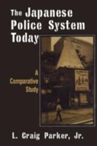 Japanese Police System Today: A Comparative Study