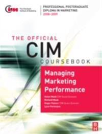 CIM Coursebook 08/09 Managing Marketing Performance