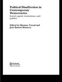 Political Disaffection in Contemporary Democracies