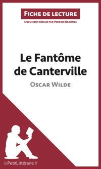 Le Fantome de Canterville de Oscar Wilde (Fiche de lecture)