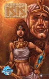 Legend of Isis Vol.1 # 8
