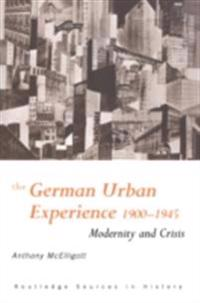 German Urban Experience
